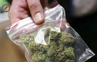 Молодой человек из Маргилана был задержан с наркотиками «Марихуана».
