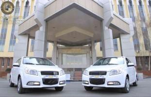 Новшества на дорогах Ферганской области, поступили автомобили оснащенные мультирадарами.