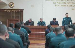 Рабочая группа в составе Администрации Президента и ответственных лиц МВД начала работу в …