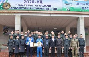 """Samarqand shahrida sportning """"Sambo va jangovar sambo"""" turlari bo'yicha Respublika chempio…"""